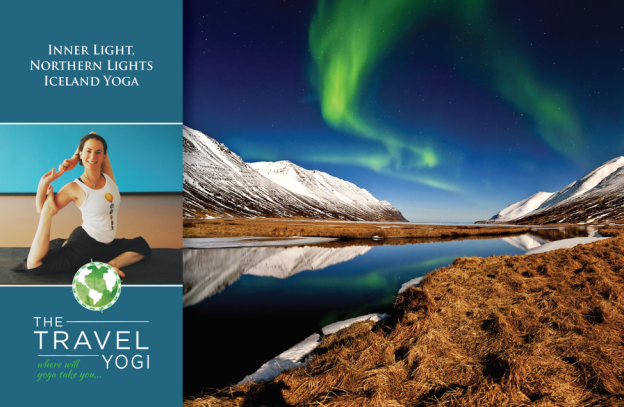 Iceland flyer page one Justine Fanarof