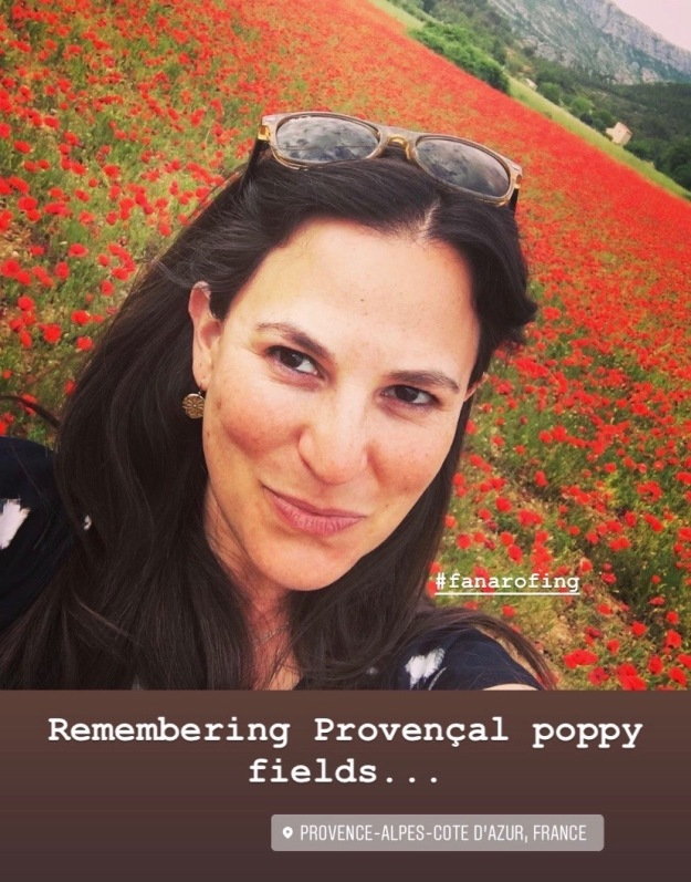 Justine Fanarof Provence Memorial Day